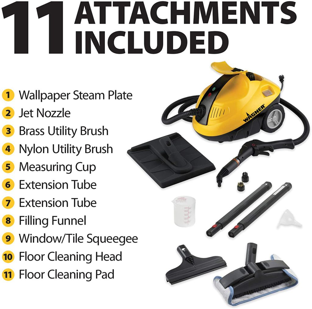 Wagner-915-Steam-Cleaner