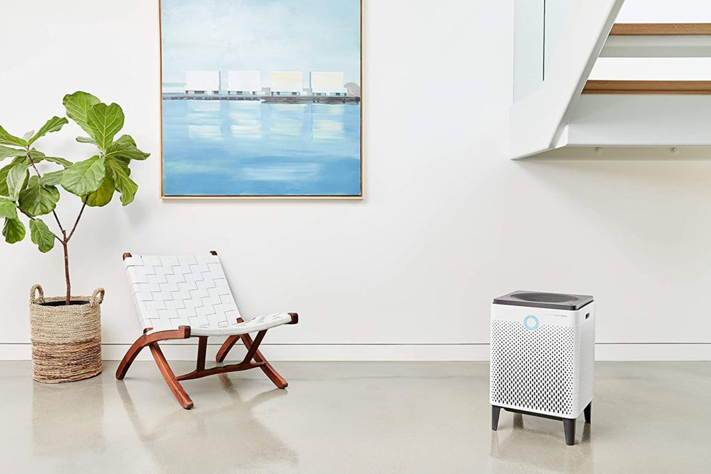 Dehumidifier-air-purifier-combination