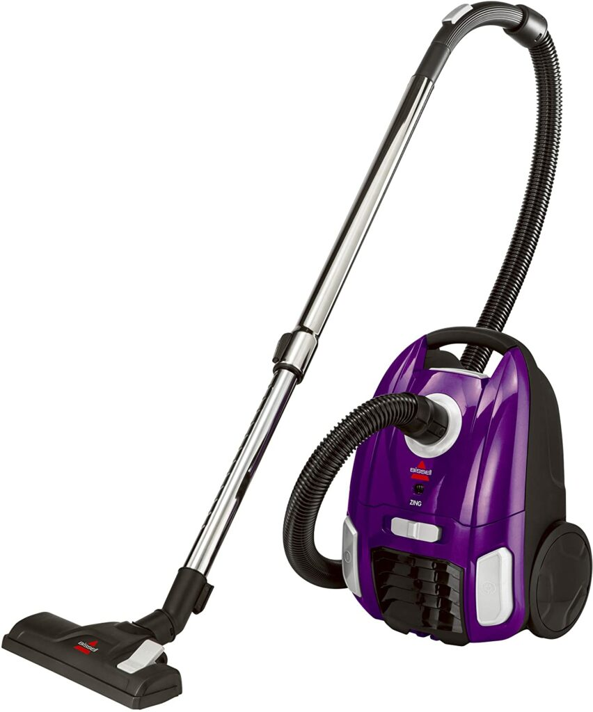Bissell-Zing-Bagged-Canister-Vacuum-4122