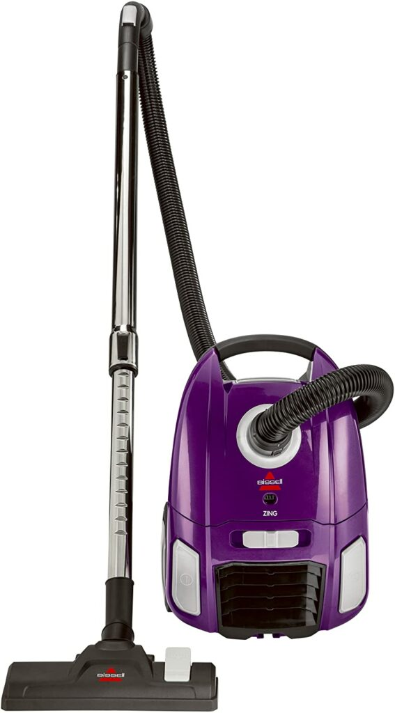 Bissell-Zing-Lightweight-Bagged-Canister-Vacuum-2154A