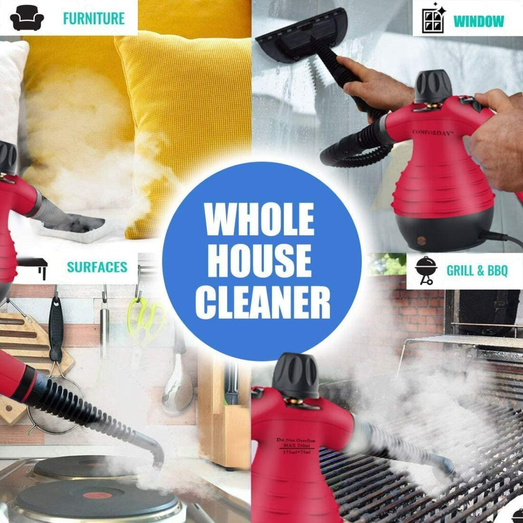 Comforday-portable-Steam-Cleaner