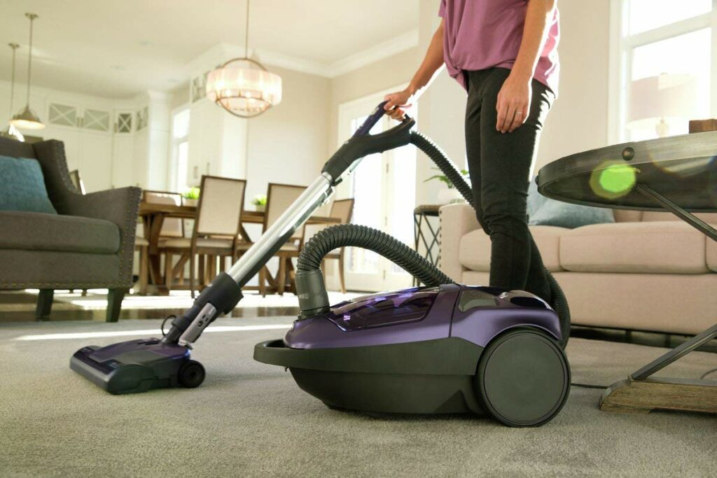Kenmore-81614-Bagged-Canister-Vacuum-Cleaner