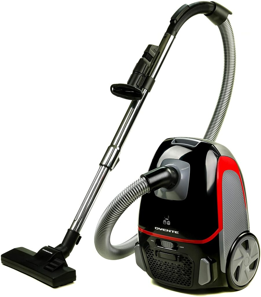 Ovente-Electric-Canister-Vacuum-ST1600B