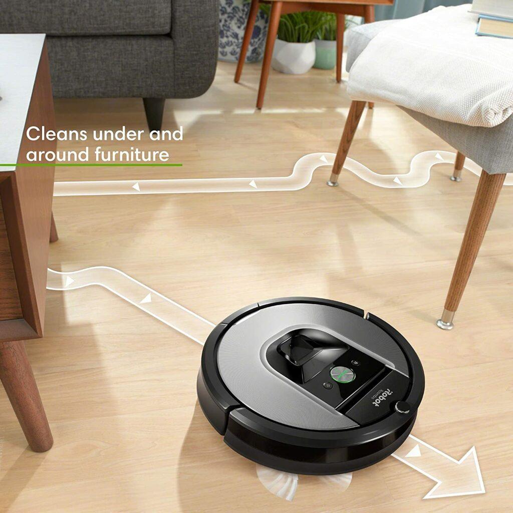 iRobot-Roomba-self-propelled-vacuum-features