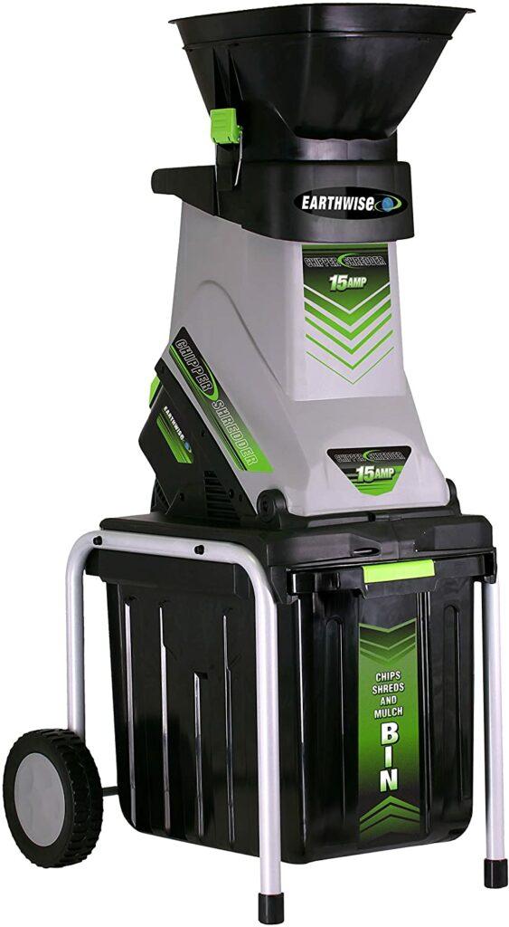 earthwise-garden-electric-shredder
