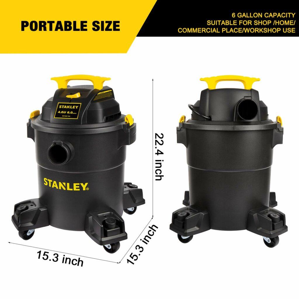 Stanley-SL18116P-Wet-Dry-Vacuum-specs