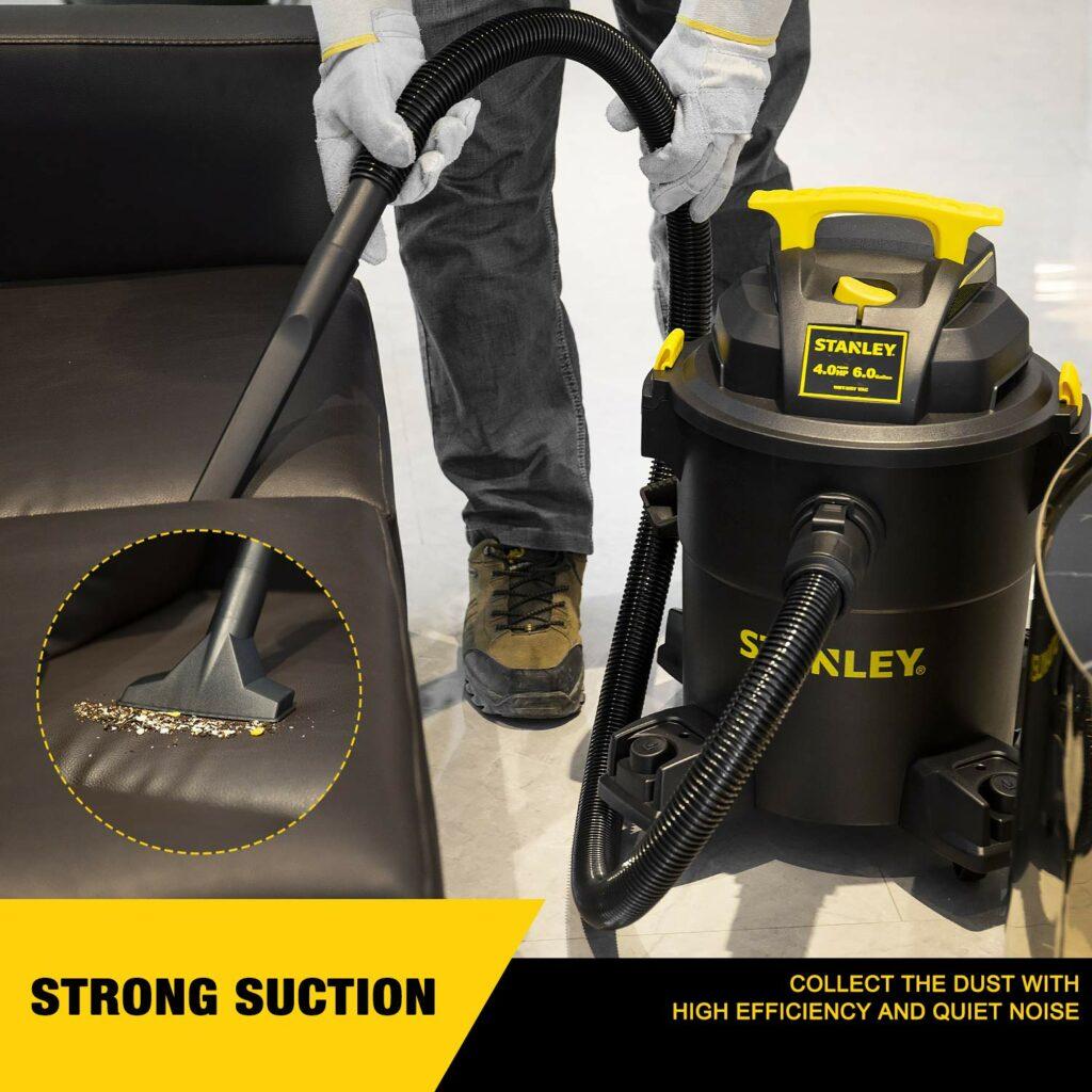 Stanley-SL18116P-Wet-Dry-Vacuum-suction