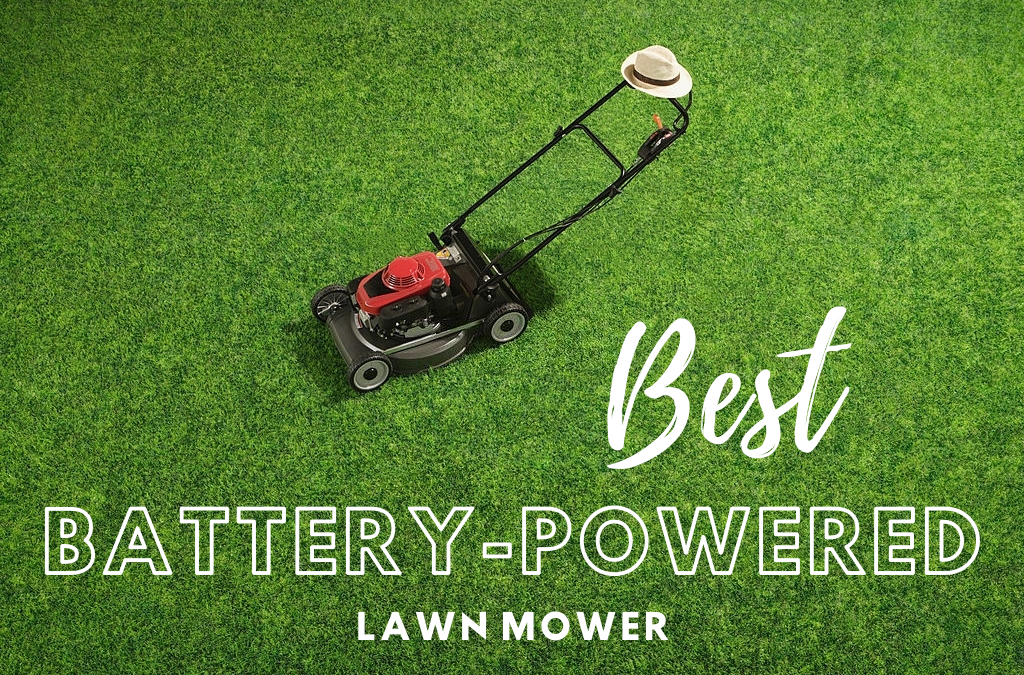 Best Battery Powered Lawn Mower 2021 | Easy Way To Grass Cut For Smooth Lawn