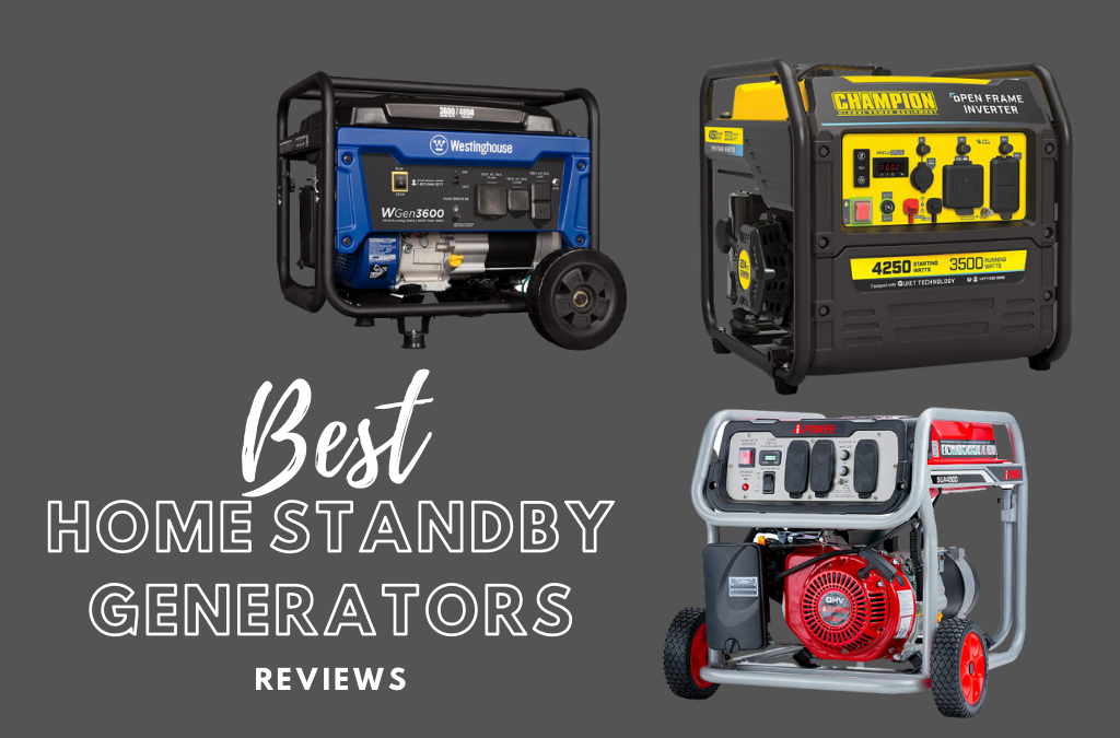 Best Home Standby Generators 2021 | Reliable Generators on Amazon Reviewed!