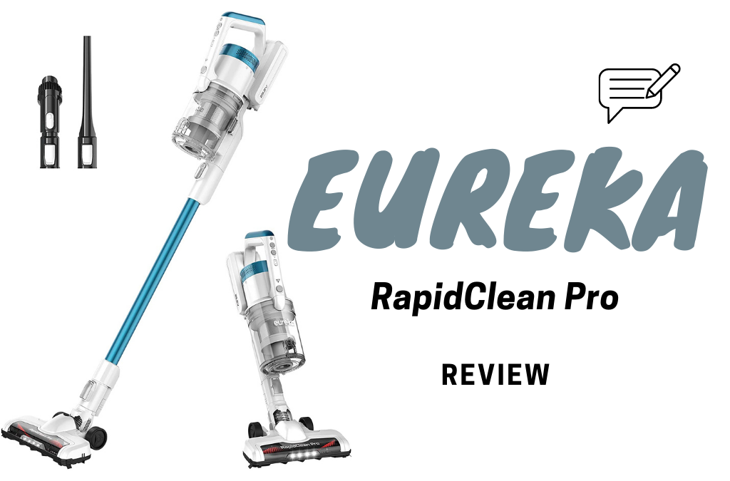 Eureka Rapidclean Pro Review | What Makes it So Outstanding?