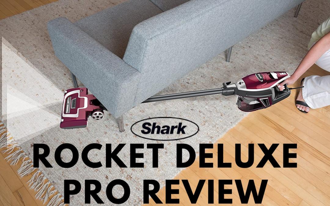 Shark Rocket Deluxepro HV322 Review | Proven Solution for Stubborn Pet Hair
